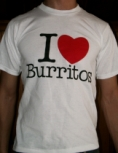 I Love Burritos Shirt
